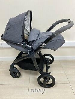 Babystyle Egg Stroller Édition Spéciale Quantum Grey