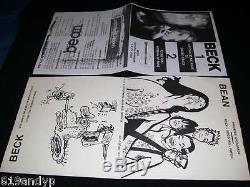 Beck, Mtv Me Fait Envie De Fumer Crack, 7 Sur La Cire Transparent