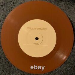 Billie Eilish Vous Devriez Me Voir Dans Une Couronne 7 Pouces Amber Vinyl Lp Seeled New ICI