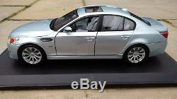 Bmw M5 Smg E60 118 V10 Dernière Moteur Jouet Modèle Aspirated Voiture Individuelle Boxed