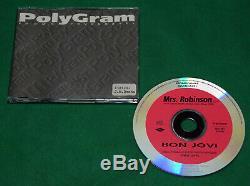 Bon Jovi M. Robinson Brésil Seulement 1996 CD Promo