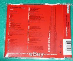Britney Spears Et Madonna Me Agains La Musique Brésil Rare 2003 CD Promo