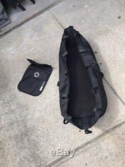 Bugaboo Cameleon All Black Special Edition Système Voyage Poussette Et Bassinet