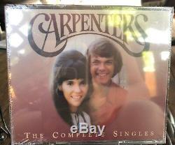 Charpentiers Les Complete Singles Et Portrait De Noël CD