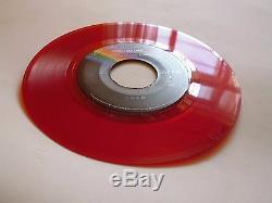 Cher'dama Oscura ' 1974 Originale Vinyle Red 7 45 Simple Ultra Rare