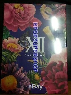 Chungha 2ème Album Unique Gotta Go XII CD New Sealed Rare Chung Ha 10000 Limitée