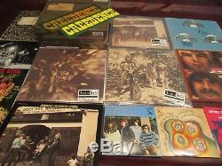 Clearwater 69 Rare Creedence Trois Acoust Tech 45 RPM 12 Singles + Coffret