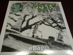 Collectionneurs Green Day Rare 39 Lisser Limited Edition Bonus 7 Pouces Singles Lp Set