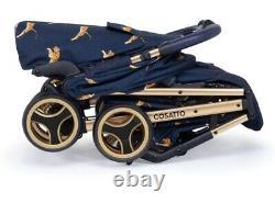 Cossato Woosh XL Stroller On The Prowl (édition Spéciale Paloma Faith) Prix De Vente Conseillé 319 £