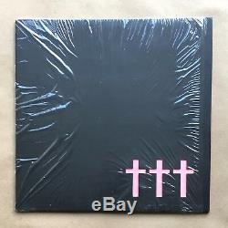 Croix Ep 1 Rose Disque Vinyle Main 500 Numéroté Rsd Deftones Afi Korn