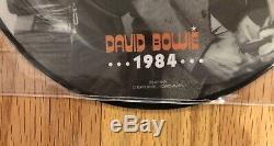 David Bowie 1984 Picture Disc 7 40e Anniversaire Rsd 2014 Scellé