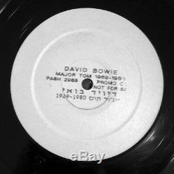 David Bowie Major Tom E. P. Space Oddity / Ashes To Ashes 12 Promo Mega Rare