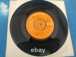 David Bowie The Jean Genie/ziggy Stardust Ultra Rare Demo Uk 7 Single Rca2302