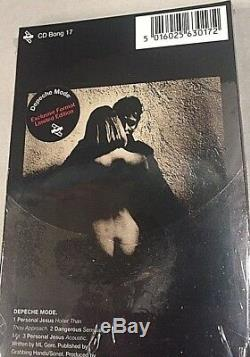 Depeche Mode Personnel Jesus xlcdbong17 CD Mini Longbox 3 21x9,5 - Gaines