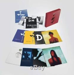 Depeche Mode Violator Le 12 Singles 10 X 12 Vinyl Coffret Nouveau