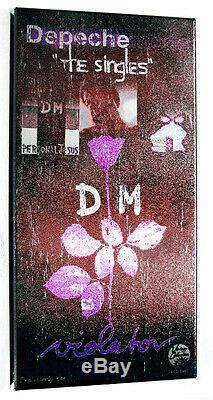 Depeche Mode Violator- The Singles Vol 2- 3 CD Metal Box Seulement 8 Dans Le Monde Entier Nouveau