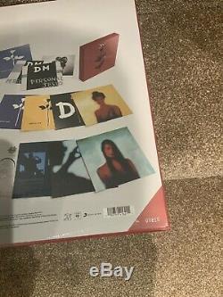Depeche Mode Violator Vinyl Coffret (2020) Ten 12 Singularise Vinyliques. Nouveau Etanche