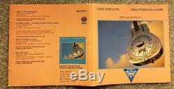 Dire Straits Brothers In Arms Premier CD World Simple Special Edition 1985 Rare