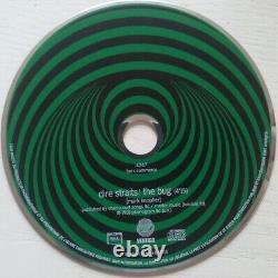 Dire Straits The Bug Français Promo CD Simple En Couleur De Coulettle