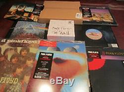Division Pink Floyd De Bell 20e Anniversaire Dsom 2011 Mur 7 Singles + Autres Lp