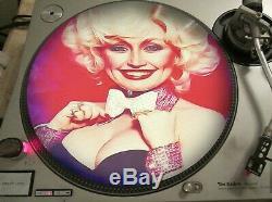 Dolly Parton Applejack Ultra Rare 12 Picture Disc Maxi Single Lp