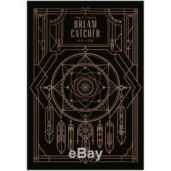 // Dream Catcher Cauchemar 1er Single Album CD + Livre Photo + Carte K-pop Scellés
