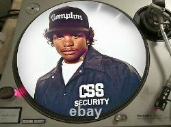 Eazy-e Real Muthaphuckkin G's Rare 12 Picture Disc Promo Lp
