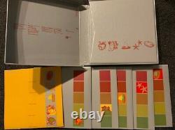 Effacement Singles 1, 2, 3, 4 Lot De Quatre Coffrets 20 CD Mega Rare Import Uk Mute