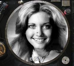 Elo Et Olivia Newton-john Xanadu (live) Mega Rare 12 Photo Single Disc Lp Nm