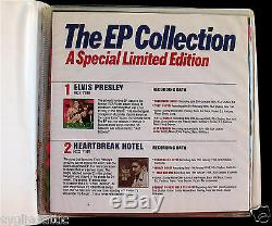 Elvis Presley-la Collection E. P.-vol. One-11 Record Uk Import Box Set-near Mint