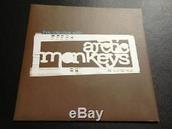 Ep Five Minutes Avec L'arctic Monkeys 2005 Royaume-uni 7 Vinyl Lp 1500 Copies Muse