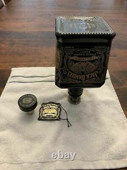 Eric Church Jack Daniels Single Barrel Select 2020 Special Edition Bouteille Vide