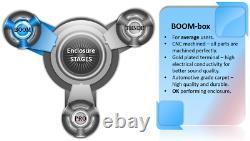 Étape 1 Édition Spéciale Ported Subwoofer Box Skar Audio Evl-15 Evl15 15 Sub