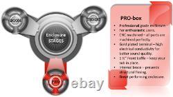 Étape 2 Édition Spéciale Ported Subwoofer Box Skar Audio Evl-12 Evl12 12 Sous-marin