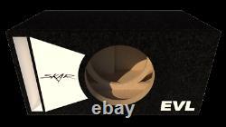 Étape 2 Édition Spéciale Ported Subwoofer Box Skar Audio Evl-15 Evl15 15 Sub