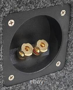 Étape 2 Édition Spéciale Ported Subwoofer Box Skar Audio Zvx-8 Zvx8 8 Sub