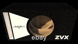 Étape 3 Édition Spéciale Ported Subwoofer Box Skar Audio Zvx-18v2 Zvx18 V2 Sub