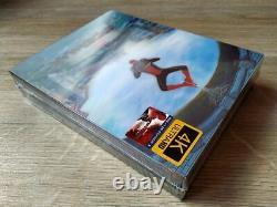 Filmarena Spider-man Loin De La Maison Fac E3 Single Lenti Steelbook 4k/2d/3d Nouveau
