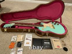 Gibson Limited Edition Personnalisée Les Paul Special Simple Cut Kerry Vert 2017