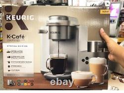 Gratuit Shiping Cafe Special Edition Coffee Maker Latte Single Serve Cup K-cafe