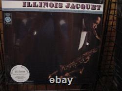 Illinois Classic Records 45 Jacquet Speed 4 Simple Face Audiophile 500 Limitée