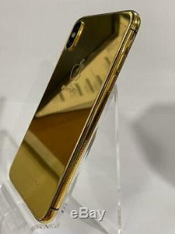 Iphone Xs 512gb 24kt Or Special Edition / Simple Sim / Espace Gris