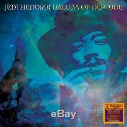 Jimi Hendrix - Rare Valleys Of Neptune Ltd. - Lot De Morceaux De Vinyle Rsd Numérotés À Lire