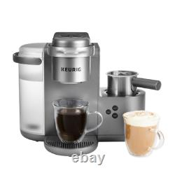 K-cafe Special Edition Nickel Simple Serve Machine À Café