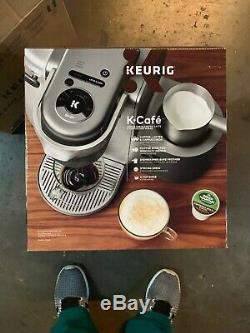 K-cafe Special Edition Simple Servir Café, Latte & Cappuccino Maker