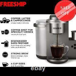 K-café Special Edition Single Serve Café, Latte & Cappuccino Maker Freeship