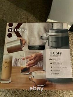 Keurig K Café Special Edition Coffee & Cappuccino Maker Simple Serve Cup