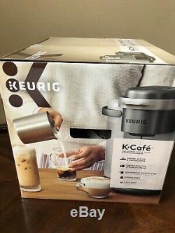 Keurig K Cafe Special Edition Simple Serve Machine À Café / Latte / Cappuccino Nouveau