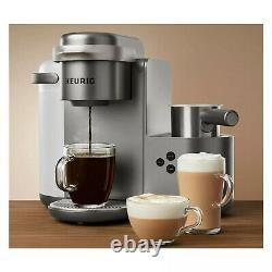 Keurig K-cafe Édition Spéciale Unique Servez Café, Latte & Cappuccino Maker