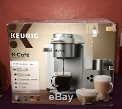 Keurig K-café En Portion Individuelle K-cup Pod Coffee, Latte Et Capp